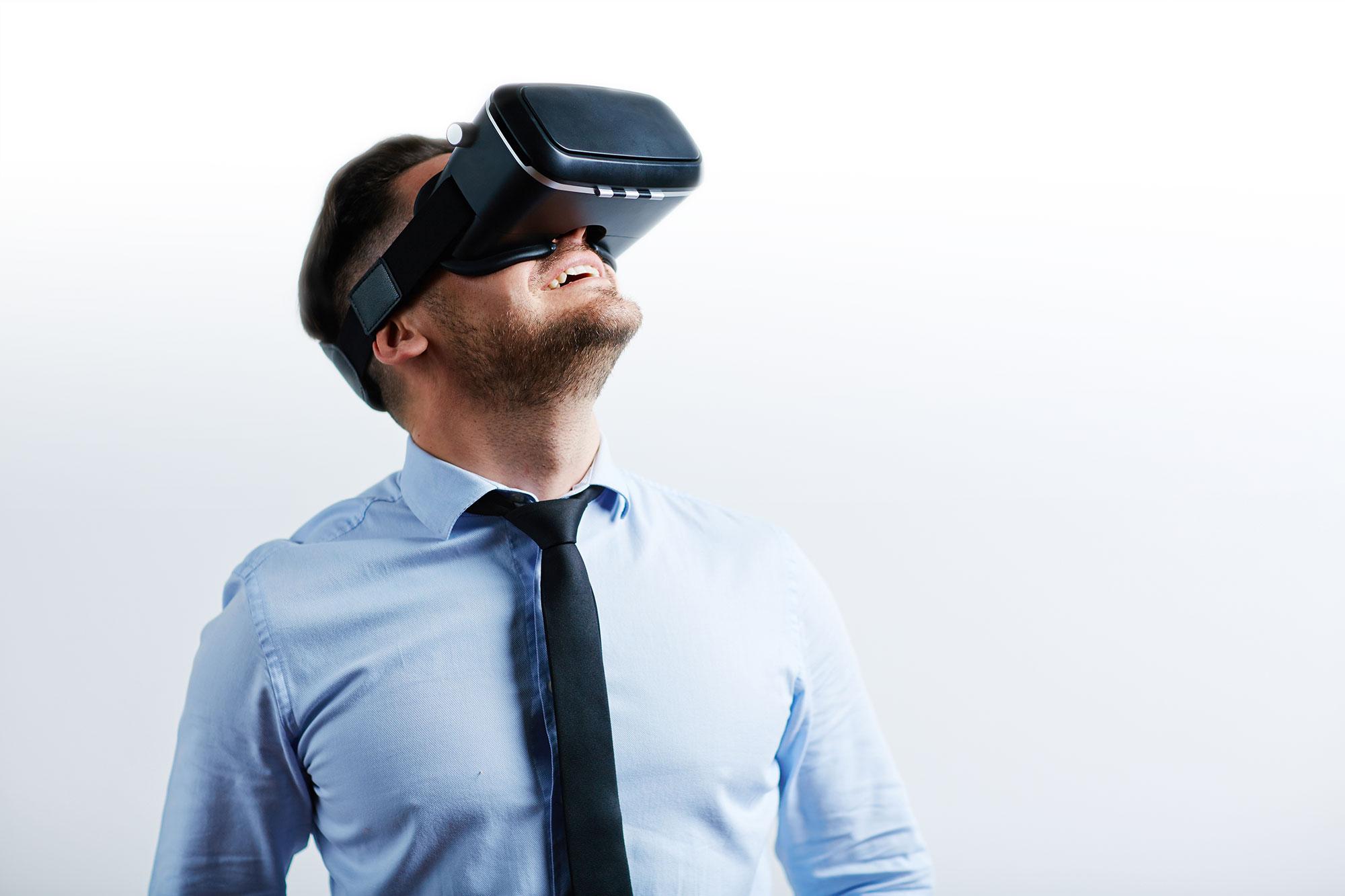 Realtà virtuale sistemi radianti